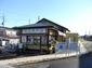 笠間駅北口自転車駐車場塗装工事